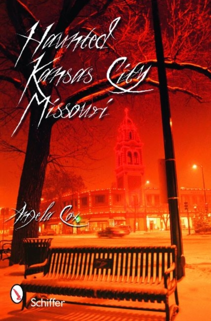 Haunted Kansas City, Missouri cd james farm city folk
