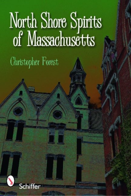 North Shore Spirits of Massachusetts percy jackson and sea of monster