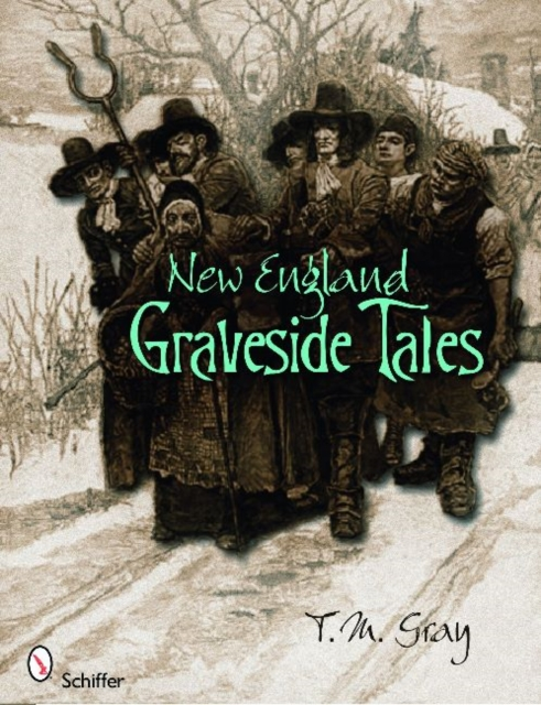 New England Graveside Tales tales of the amber sea