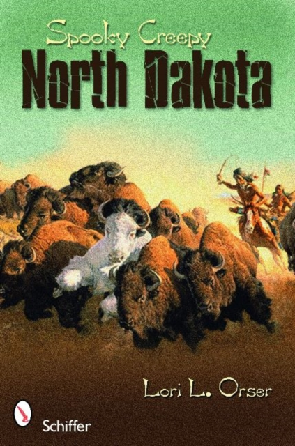 Spooky Creepy North Dakota bill george discover your true north