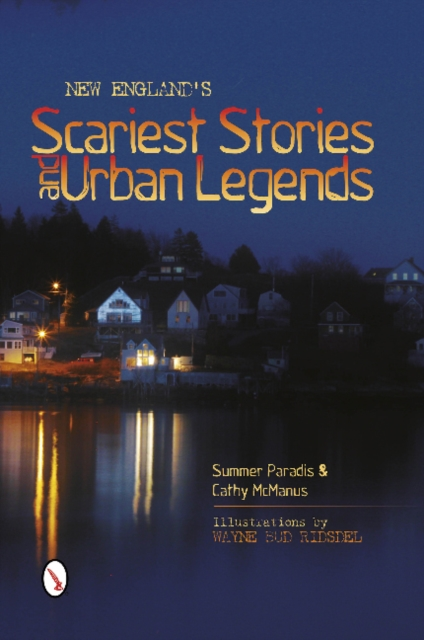New Englands Scariest Stories & Urban Legends vampire hunter d volume 8 mysterious journey to the north sea part two