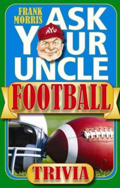 Ask Your Uncle Football Trivia twister family board game that ties you up in knots