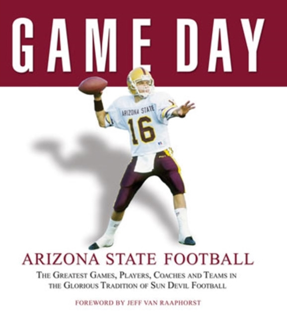 Game Day -- Arizona State Football: The Greatest Games, Players, Coaches & Teams in the Glorious Tradition of Sun Devil Football sanwa button and joystick use in video game console with multi games 520 in 1