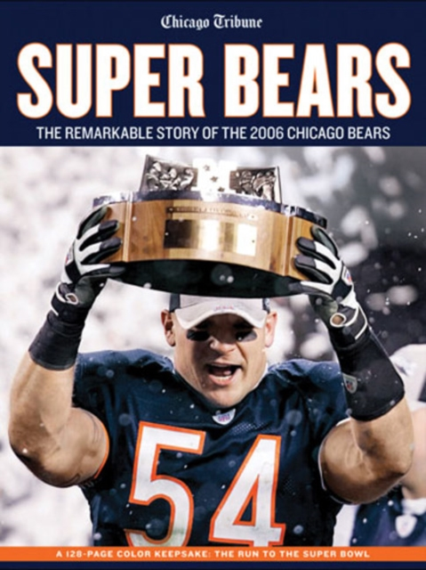 Super Bears: The Remarkable Story of the 2006 Chicago Bears season to remember the vancouver canucks incredible 40th year