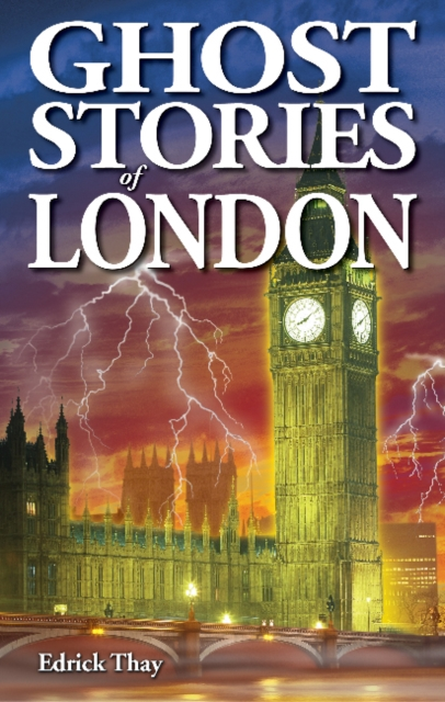 Ghost Stories of London eva ibbotson the great ghost rescue