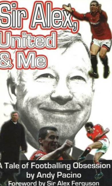 Sir Alex, United & Me: A Tale of Footballing Obsession manager folders with 4000mah mobile power multifunction cument holder manager holders office supply work accessories