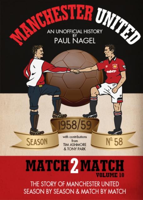 Manchester United Match2Match: 1958/59 цена и фото