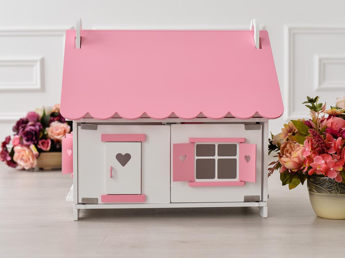Gradss Дом для кукол Нежная роза 11.002.021 кукол домик