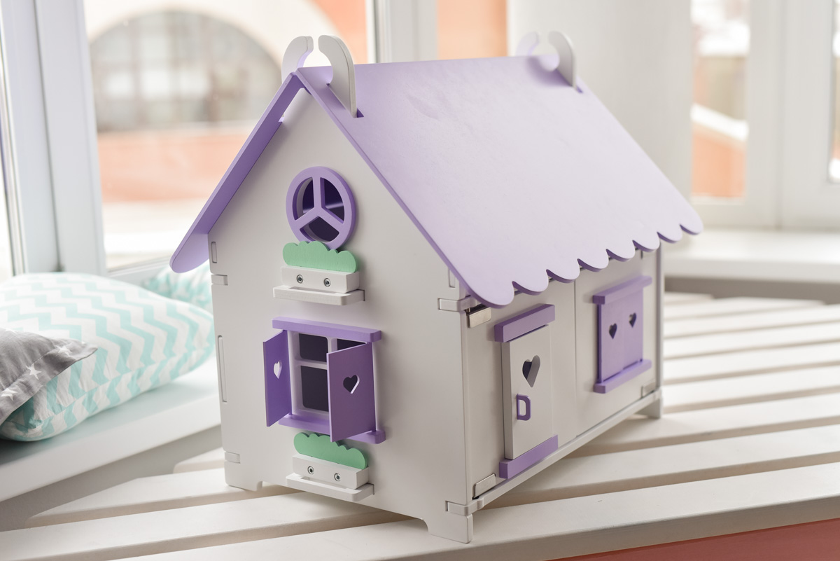 Gradss Дом для кукол Черничный йогурт 11.002.022 кукол домик