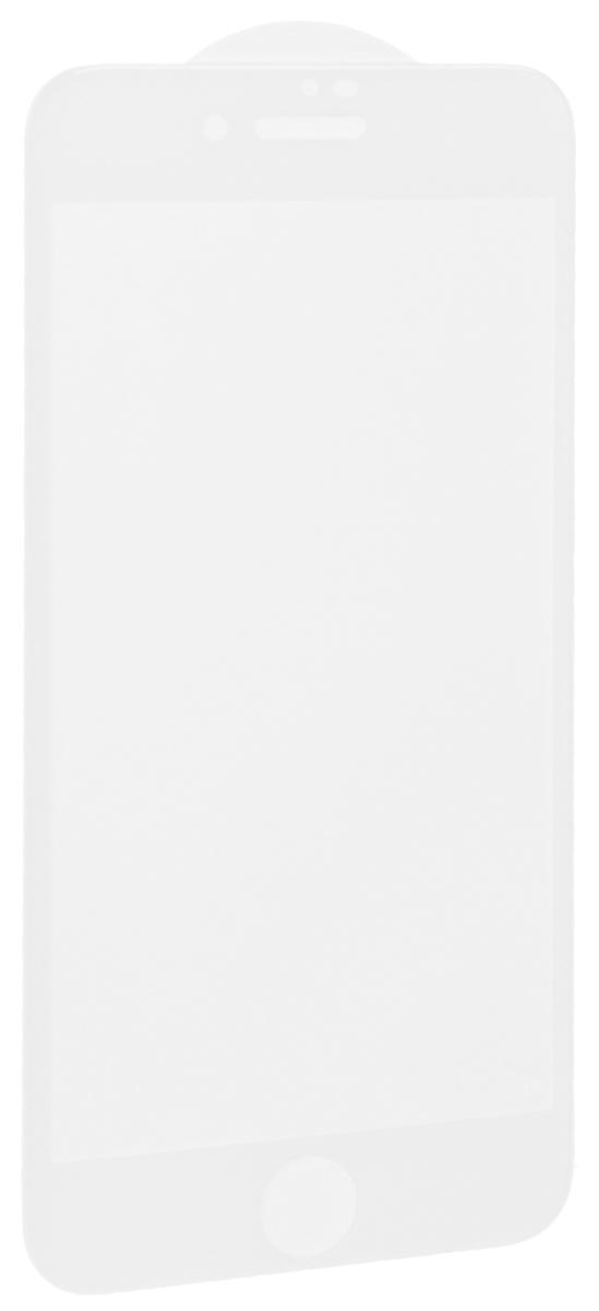 Interstep защитное стекло с рамкой 3D для Apple iPhone 8, White защитное стекло для iphone interstep для iphone 8 is tg ipho83dbl 000b201