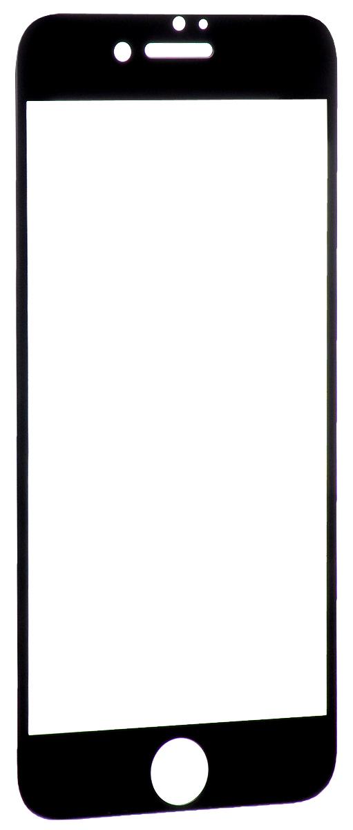Interstep защитное стекло с рамкой 2.5D для iPhone 7, BlackIS-TG-IPHO7FSBL-000B202Защитное 2,5D стекло Interstep предназначено для смартфона Apple iPhone 7. Благодаря конструкции с рамкой в цвет устройства, стекло полностью закрывает лицевую панель смартфона, включая изогнутые края панели.Процесс закаливания обеспечивает повышенную прочность стеклу. Использование защитного закаленного стекла значительно снижает вероятность повреждения экрана и часто позволяет избежать затрат на дорогостоящий ремонт. Олеофобное покрытие улучшает скольжение и защищает от отпечатков.