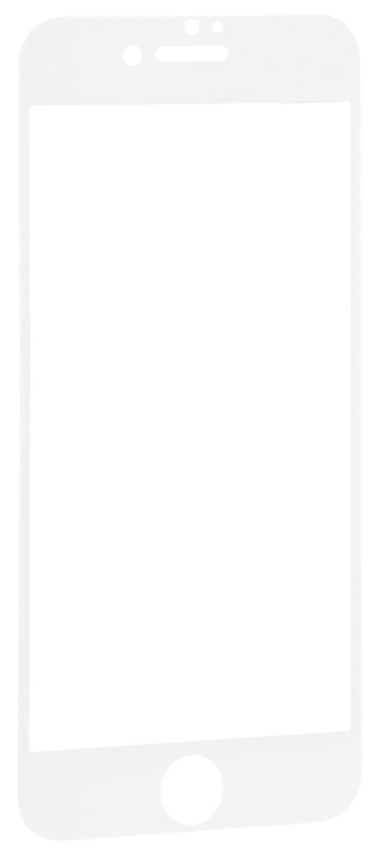 Interstep защитное стекло с рамкой 2.5D для Apple iPhone 7, WhiteIS-TG-IPHO7FSWH-000B202Защитное 2,5D стекло Interstep предназначено для смартфона Apple iPhone 7. Благодаря конструкции с рамкой в цвет устройства, стекло полностью закрывает лицевую панель смартфона, включая изогнутые края панели.Процесс закаливания обеспечивает повышенную прочность стеклу. Использование защитного закаленного стекла значительно снижает вероятность повреждения экрана и часто позволяет избежать затрат на дорогостоящий ремонт. Олеофобное покрытие улучшает скольжение и защищает от отпечатков.