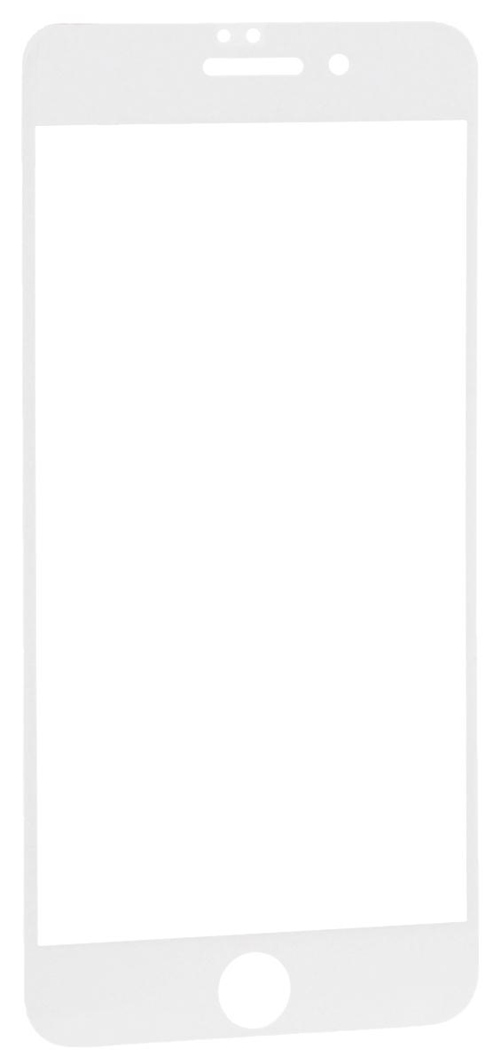 Interstep защитное стекло с рамкой 2.5D для Apple iPhone 7 Plus, WhiteIS-TG-IPH7PFSWH-000B202Защитное 2,5D стекло Interstep предназначено для смартфона Apple iPhone 7 Plus. Благодаря конструкции с рамкой в цвет устройства, стекло полностью закрывает лицевую панель смартфона, включая изогнутые края панели.Процесс закаливания обеспечивает повышенную прочность стеклу. Использование защитного закаленного стекла значительно снижает вероятность повреждения экрана и часто позволяет избежать затрат на дорогостоящий ремонт. Олеофобное покрытие улучшает скольжение и защищает от отпечатков.