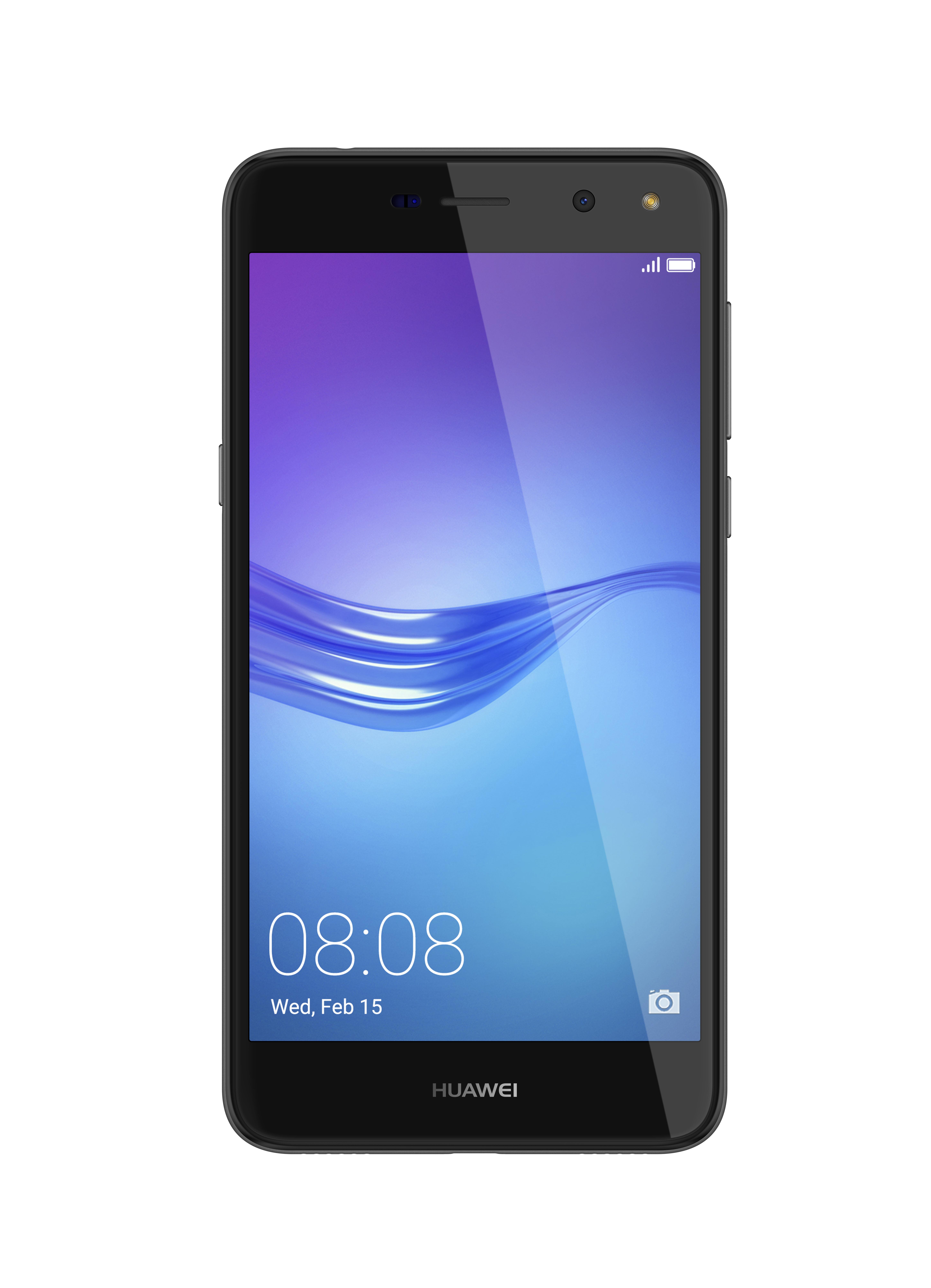 Huawei Y5 2017, Grey51050NFFСмартфон Huawei Y5 2017 отлично подходит для тех, кому важно качество воспроизводимого видео и комфорт в мобильных играх. Он снабжён 5-дюймовым экраном, на базе IPS-матрицы. Эта технология делает изображение очень реалистичным за счёт расширенной цветовой гаммы и большой контрастности под каким бы углом вы ни смотрели на дисплей. Мощный процессор и большой объём оперативной памяти обеспечивают быстродействие системы даже в режиме многозадачности. Передатчик 4G позволяет получать доступ к интернету в деловых поездках и путешествиях.Основная 8 Мп камера с яркой вспышкой позволяет получать детализированные кадры даже при слабом освещении. Фронтальная камера на 5 Мп может использоваться как для видеосвязи, так и для создания качественных селфи. Устройство не требует подзарядки при активном использовании в течение всего дня. Оно снабжено аккумулятором с ёмкостью 3 000 мАч, а также поддерживает работу в режиме энергосбережения. Телефон сертифицирован EAC и имеет русифицированный интерфейс меню и Руководство пользователя.