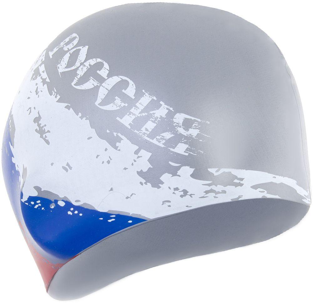 """Шапочка для плавания """"Larsen"""" выполнена из силикона. Шапочка обеспечивает плотное прилегание и полную защиту от попадания воды. Отлично подойдет для тренировок в бассейне.  Размеры: 22 х 19 см."""