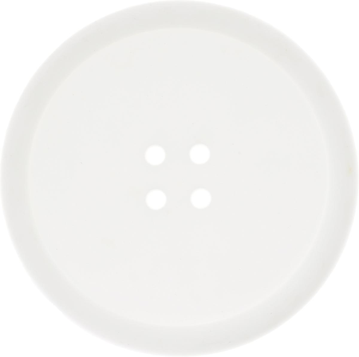 Подставка термостойкая Marmiton Пуговка, цвет: белый, диаметр 10 см16176_белыйТермостойкая подставка Marmiton Пуговка выполнена из силикона в виде пуговки. Изделие предназначено для защиты мебели от воздействия высоких температур. Также ее можно использовать в качестве прихватки. Силикон устойчив к фруктовым кислотам, к воздействию низких и высоких температур. Не воздействует с продуктами питания и не впитывает запахи. Обладает естественным антипригарным свойством. Можно мыть и сушить в посудомоечной машине.Диаметр: 10 см.