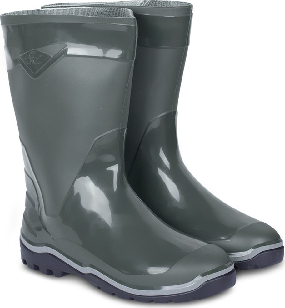 Cапоги утепленные мужские Дюна, цвет: оливковый. 146_u_ntp-516. Размер 45146_u_ntp-516-45Сапоги мужские из материала ПВХ, изготовленные по технологии трехкомпонентного литья. Модель обладает высокой эластичностью, дополнительными амортизирующими свойствами, защищает от промокания. Отличная обувь с широким спектром применения.