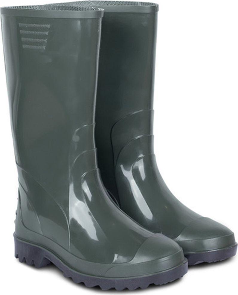 Сапоги рабочие мужские Дюна, цвет: оливковый. 170-516. Размер 41170-516-41Сапоги мужские из материала ПВХ, изготовленные по технологии двухкомпонентного литья. Модель обладает высокой эластичностью даже при минусовой температуре, защищает от промокания. Отличная обувь с широким спектром применения.