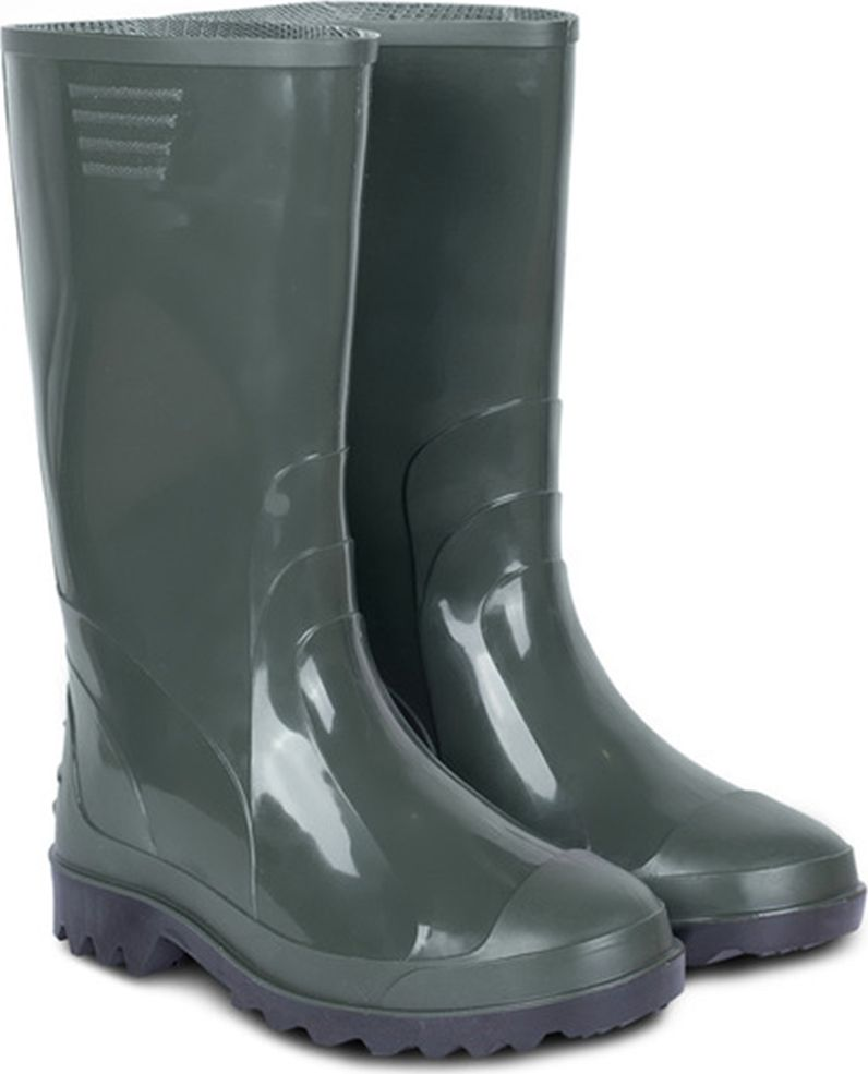 Сапоги рабочие мужские Дюна, цвет: оливковый. 170-516. Размер 43170-516-43Сапоги мужские из материала ПВХ, изготовленные по технологии двухкомпонентного литья. Модель обладает высокой эластичностью даже при минусовой температуре, защищает от промокания. Отличная обувь с широким спектром применения.