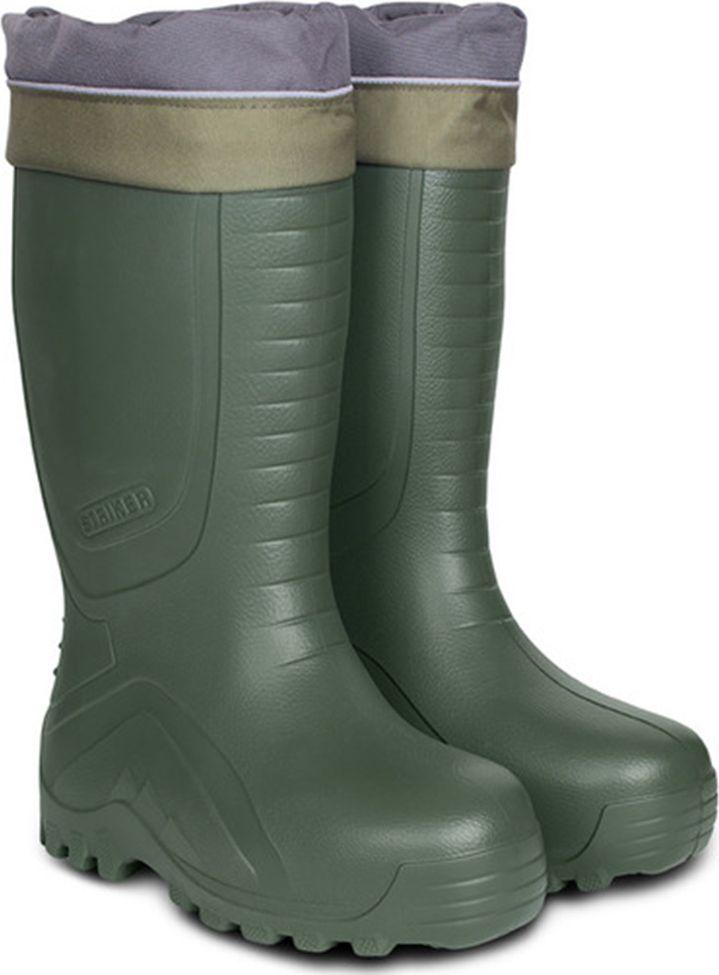"""Cапоги резиновые мужские Дюна """"Striker"""", цвет: оливковый. 2002_nu-516. Размер 42"""