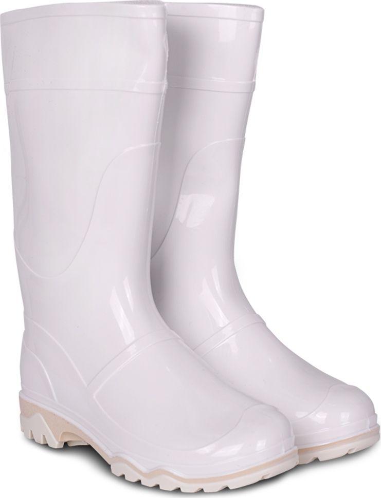 Сапоги женские Дюна, цвет:  белый.  370_b-917.  Размер 39 Дюна