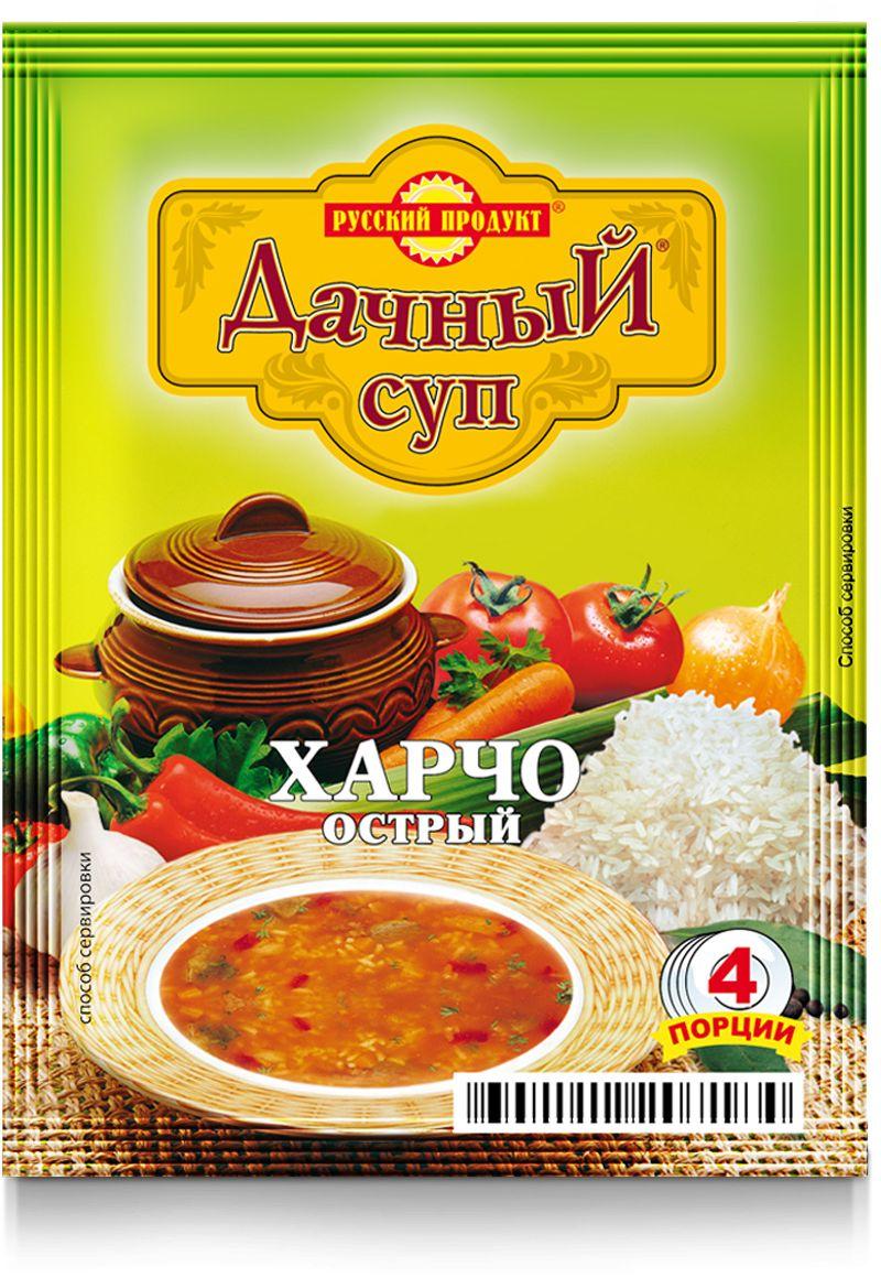 Русский продукт Суп харчо острый, 25 шт 55 г