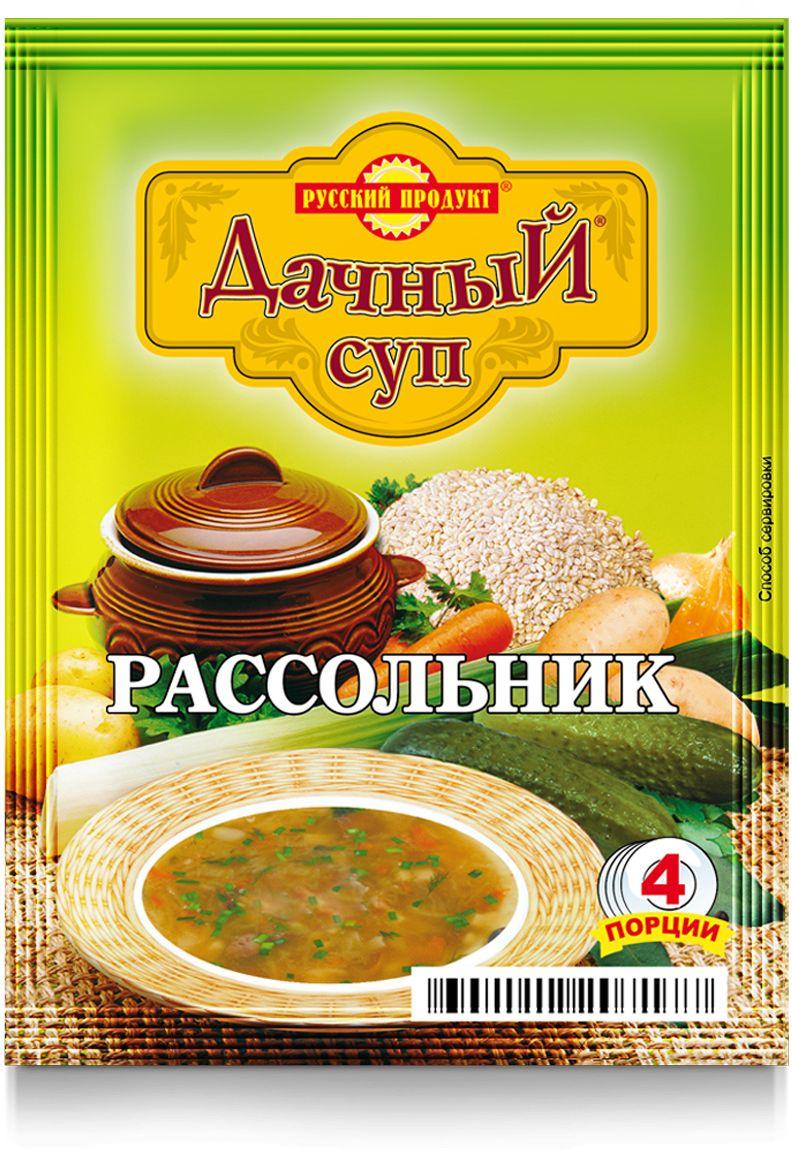 Русский продукт Суп рассольник, 25 шт 65 г русский рукопашный бой психофизическая подготовка спецназа фильм 25