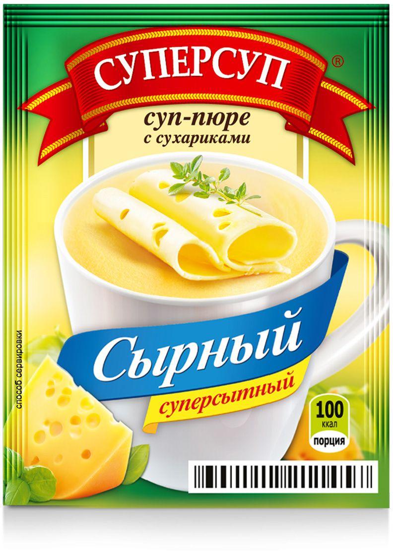 Русский продукт Суперсуп сырный суп-пюре с сухариками, 20 шт по 26,5 г2000288Способ приготовления: содержимое пакетика высыпьте в кружку, залейте 200мл кипятка, тщательно размешайте, подождите 1-2 минуты.