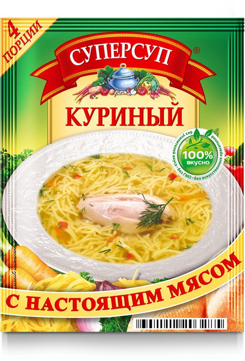 Русский продукт Суперсуп куриный, 70 г