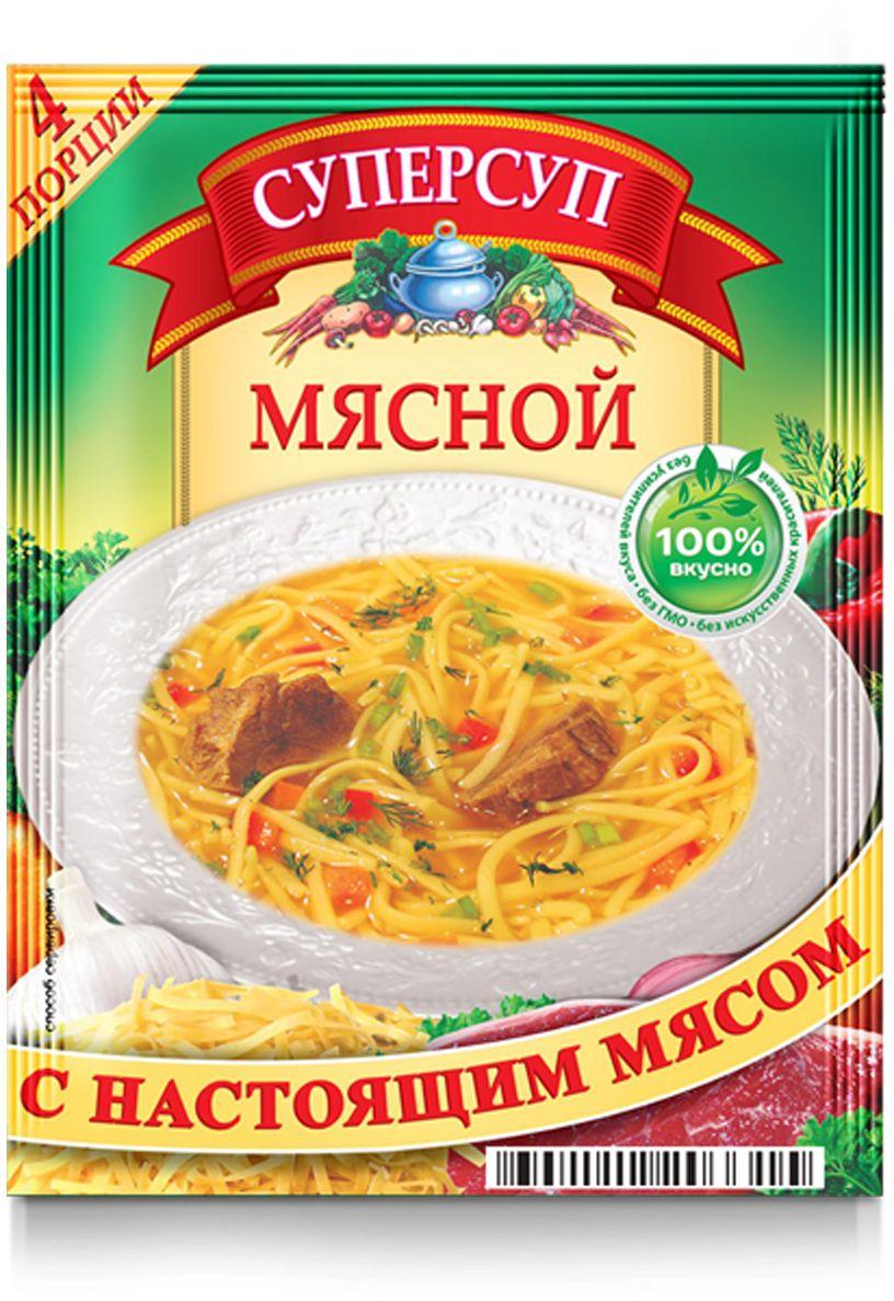 Русский продукт Суперсуп мясной, 70 г