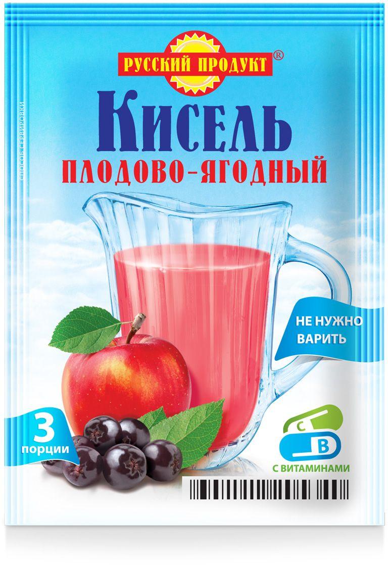 Русский продукт Кисель плодово-ягодный, насыпной, 18 шт по 90 г