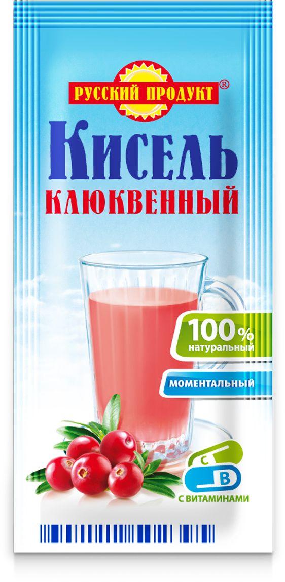 Русский продукт Здоровый образ жизни кисель клюквенный, 25 шт по 25 г2406077Способ приготовления: содержимое пакета высыпать в чашку, при постоянном перемешивании добавить 150-200 мл горячей воды (минимум 85°С), размешать до полного растворения. Интенсивность вкуса и густота напитка зависят от количества воды.