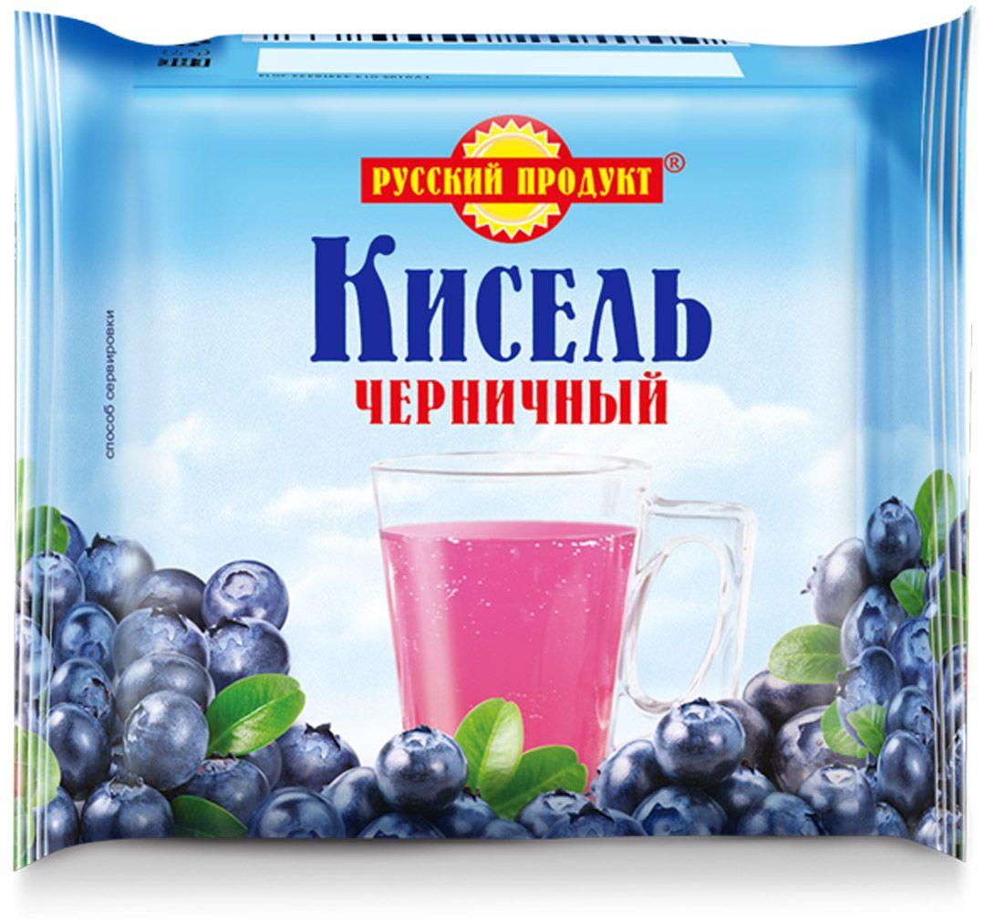 Русский продукт Кисель черничный, 220 г