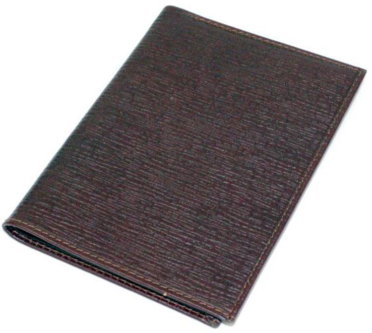 Обложка для автодокументов мужская Alliance, цвет: коричневый. 0-2490-249 п/дерево корВнутри левая и правая боковые стенки закрыты пластиком, имеется отделение для денег(комплектуется пластиковым блоком для документов).