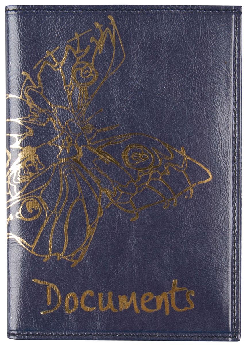 Обложка для автодокументов женская Alliance, цвет: синий. 0-257Б0-257Б нл синийВнутри с правой стороны кожаный карман с прорезными кармашками, с левой стороны пластиковые наборные кармашки (комплектуется пластиковым блоком для документов).