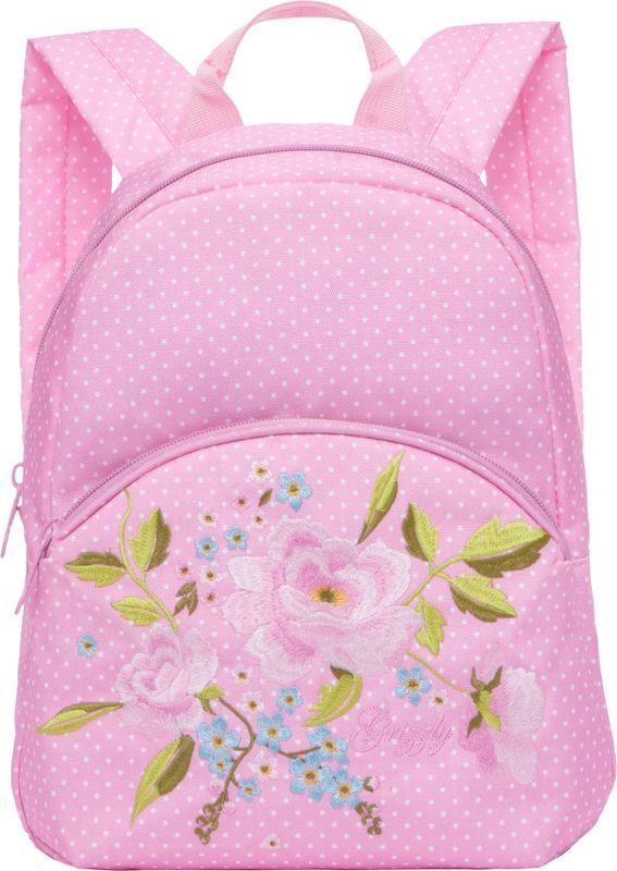 Рюкзак молодежный Grizzly, 7 л. RL-859-2/4RL-859-2/4Рюкзак молодежный Grizzly - лаконичная и очень удобная модель, в которую поместится все: школьные принадлежности и завтрак, одежда и многое другое. Рюкзак, выполненный из полиэстера, имеет одно отделение, объемный карман на молнии на передней стенке, внутренний подвесной карман на молнии. Благодаря текстильной ручке рюкзак можно повесить, а подвесная система позволяет регулировать лямки и тем самым адаптировать изделие под рост владельца.