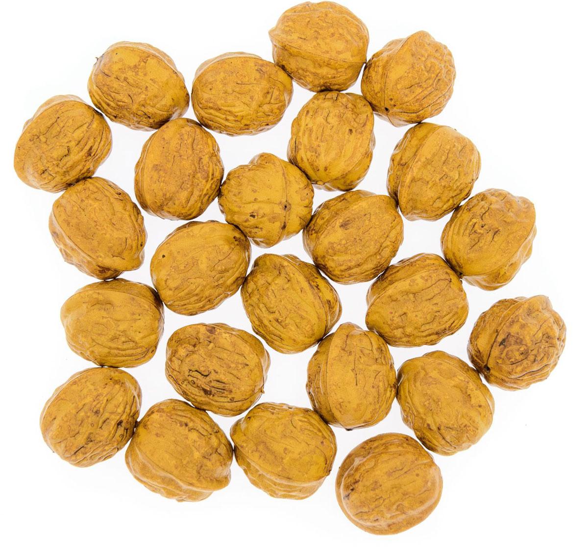Анданте Счетный материал Орешки 24 элемента золотые орешки на свадьбу