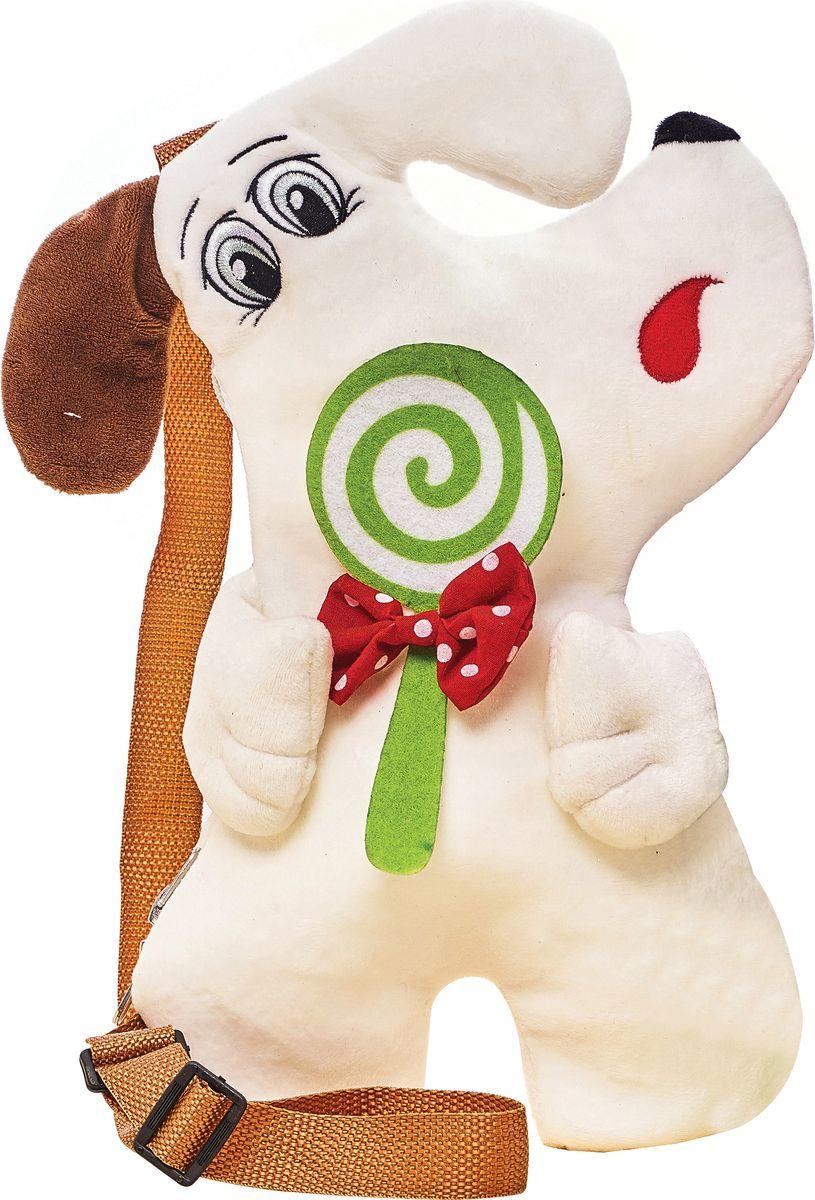 Сладкий новогодний подарок мягкая игрушка Леденец, 400 г1588Как удивить и порадовать ребенка в главный зимний праздник? Представляем вашему вниманию необычный новогодний подарок – сладости в мягкой игрушке. Это сразу два сюрприза в одном! В качестве вкусной начинки прекрасно подобранный состав кондитерских изделий от самых известных производителей, который. Прекрасный вариант поздравления детей на утренниках в детских садах, школах и на новогодних елках.