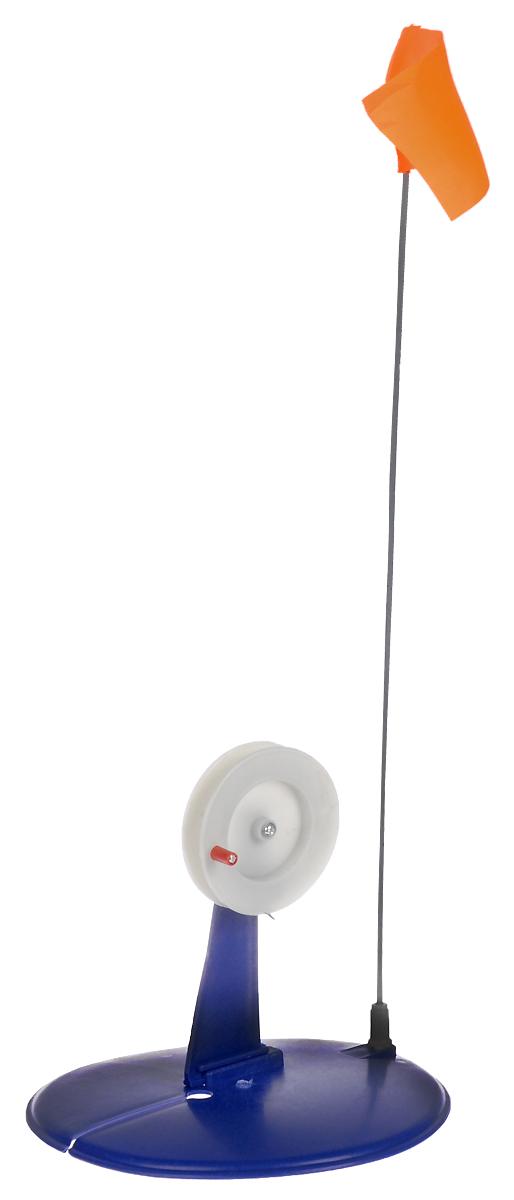 Жерлица зимняя оснащенная Asseri72675С помощью жерлицы для зимней рыбалки Asseri можно обеспечить легкий процесс рыбной ловли на окуней, щук, судаков и других хищников. Конструкция довольно надежная и прочная. Для лучшей сигнализации имеется флажок, который выпрямляется во время поклевки. Используется для ловли рыбы на затемненную лунку.Какая приманка для спиннинга лучше. Статья OZON Гид