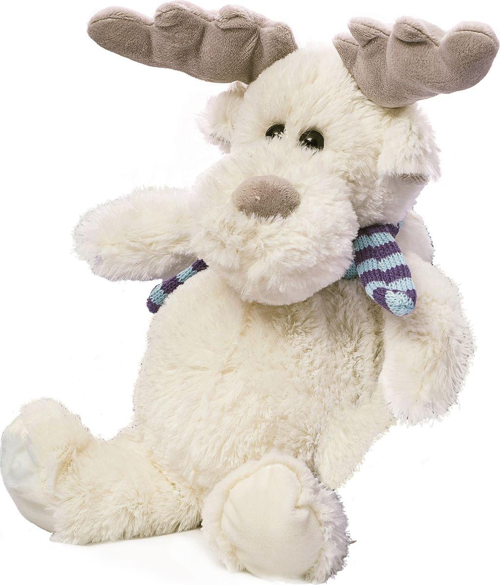 Сладкий новогодний подарок мягкая игрушка Белый олень, 500 г1606Как удивить и порадовать ребенка в главный зимний праздник? Представляем вашему вниманию необычный новогодний подарок – сладости в мягкой игрушке. Это сразу два сюрприза в одном! В качестве вкусной начинки прекрасно подобранный состав кондитерских изделий от самых известных производителей, который. Прекрасный вариант поздравления детей на утренниках в детских садах, школах и на новогодних елках.