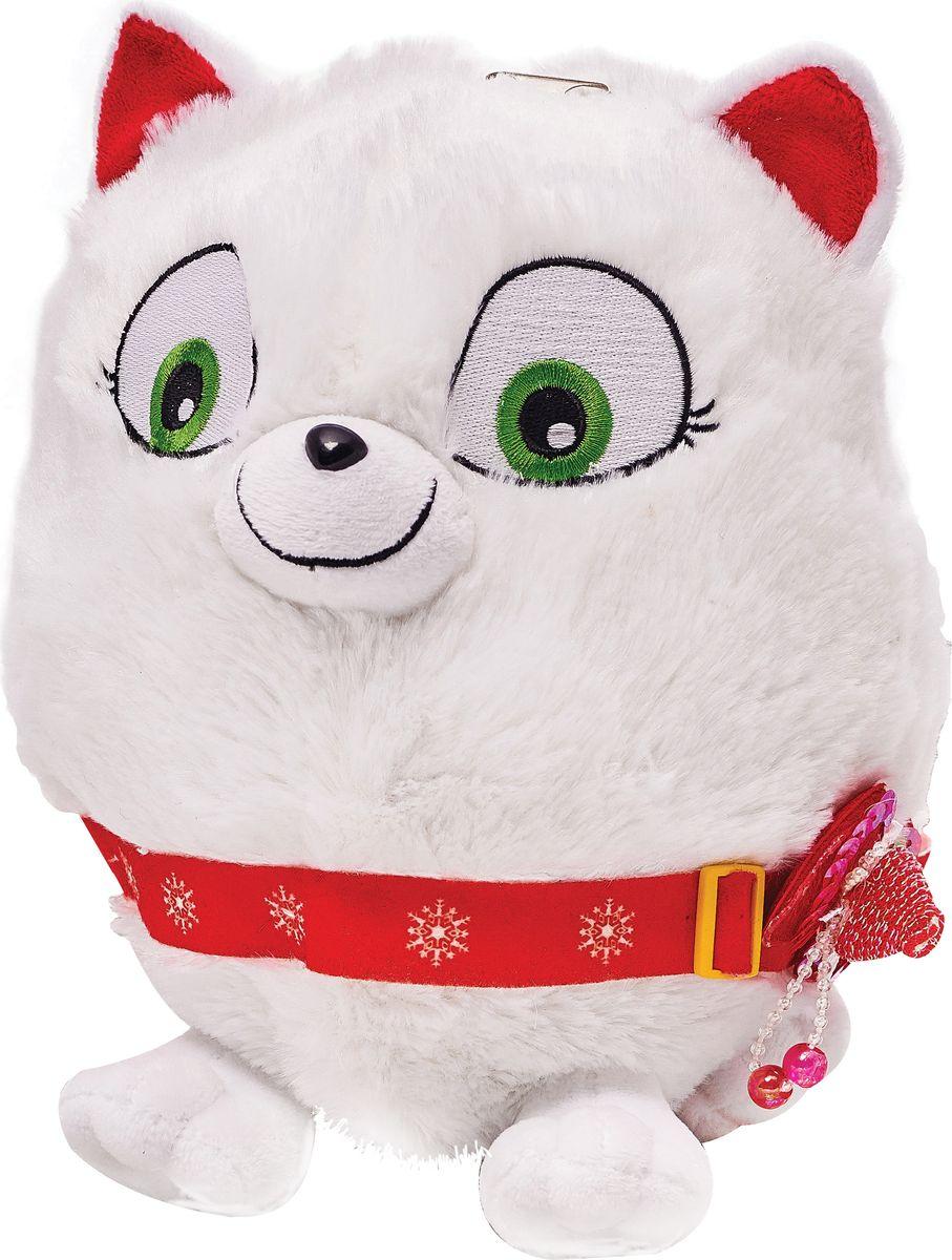Сладкий новогодний подарок мягкая игрушка Шпиц, 800 г1609Как удивить и порадовать ребенка в главный зимний праздник? Представляем вашему вниманию необычный новогодний подарок – сладости в мягкой игрушке. Это сразу два сюрприза в одном! В качестве вкусной начинки прекрасно подобранный состав кондитерских изделий от самых известных производителей, который. Прекрасный вариант поздравления детей на утренниках в детских садах, школах и на новогодних елках.
