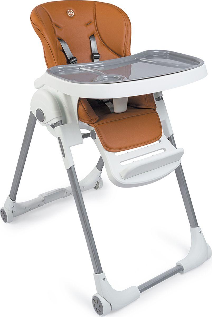 Happy Baby Стул для кормления Paul цвет коричневый sweet baby стульчик для кормления luxor classic arancione