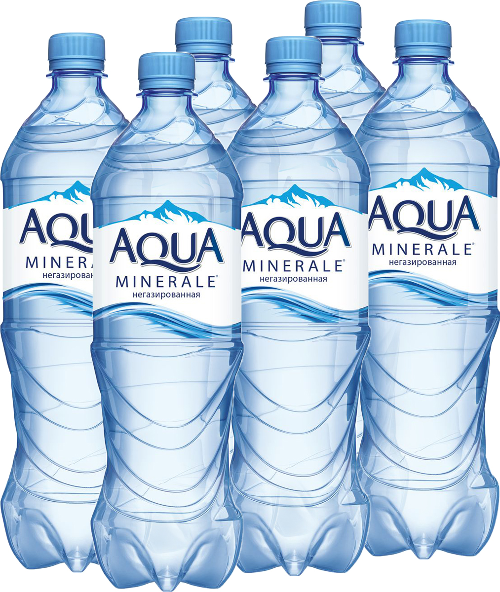 Aqua Minerale вода питьевая негазированная, 12 штук по 1 л340030085_блокиAqua Minerale – негазированная вода с удивительно мягким вкусом. О бренде:Aqua Minerale — питьевая вода с удивительно мягким вкусом.Появившись в России в 1995 году, бренд стал одним из первых в сегменте питьевой бутилированной воды. С тех пор марка полюбилась потребителям и остается одной из самых популярных на рынке — ежедневно в России продается более 700 тысяч бутылок Aqua Minerale. Сейчас в портфеле бренда негазированная и газированная вода, линейка Aqua Minerale Active, обогащенная витаминами и минералами, а также линейка Aqua Minerale с соком, представленная в 4-х вкусах: лимон, черешня, мята-лайм, яблоко.