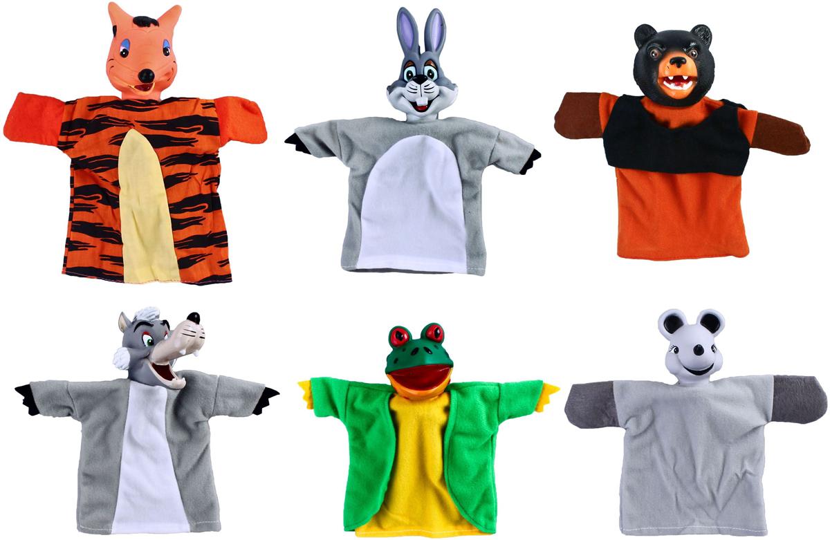 Жирафики Кукольный театр Теремок 6 кукол консультирование родителей в детском саду возрастные особенности детей