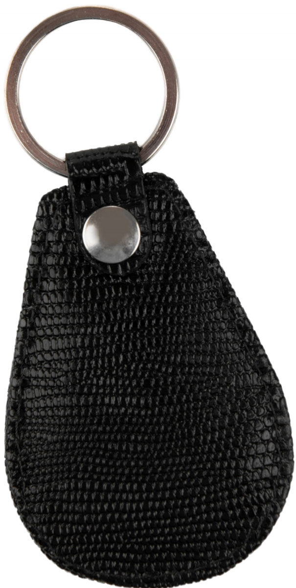 Брелок мужской Alliance, цвет: черный. 0-75-310-75-31 л крБрелок для ключей Alliance выполнен из натуральной кожи. Изделие оснащено металлическим кольцом.Такой брелок станет стильным дополнением к ключам.