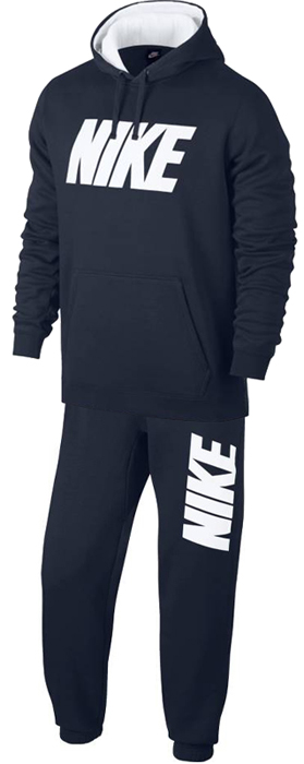 Костюм спортивный мужской Nike M NSW Trk Suit FLC GX JDI, цвет: синий. 861768-451. Размер XS (42/44)861768-451Mens Nike Sportswear Track Suit Мужской спортивный костюм Nike Sportswear создает яркий образ в фирменном стиле. Мягкая ткань френч терри, капюшон, карман кенгуру и непринужденная посадка обеспечивают комфорт на весь день. Мягкая и комфортная ткань френч терри.