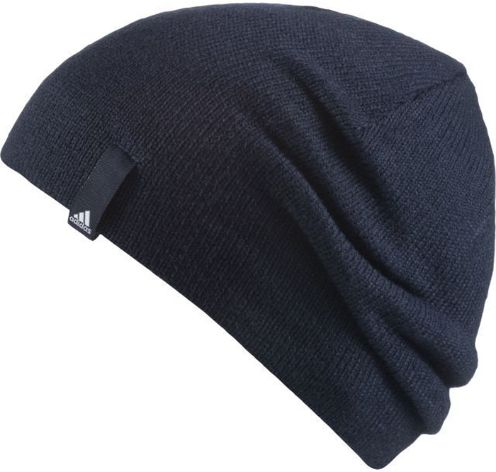 Шапка Adidas Perf Beanie, цвет: серый. AB0357. Размер 54/55AB0357Шапка Adidas Perf Beanie выполнена из полиакрила. Модель дополнена нашивкой с названием бренда.