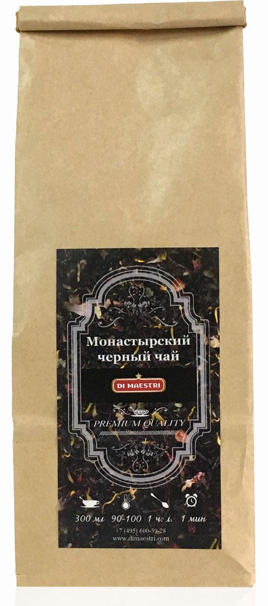 Di Maestri Монастырский травяной сбор чай листовой, 80 г чай иван чай иван чай монастырский