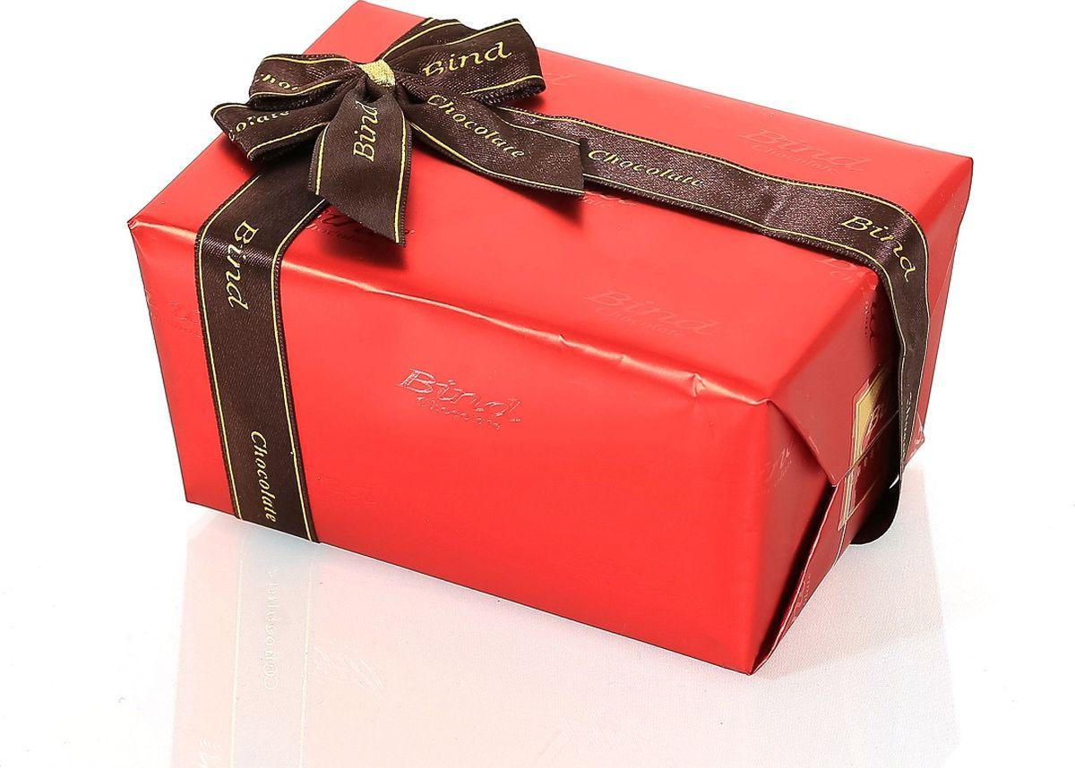 Bind набор шоколадных конфет красный, 110 г mieszko михашки с арахисом набор шоколадных конфет 220 г