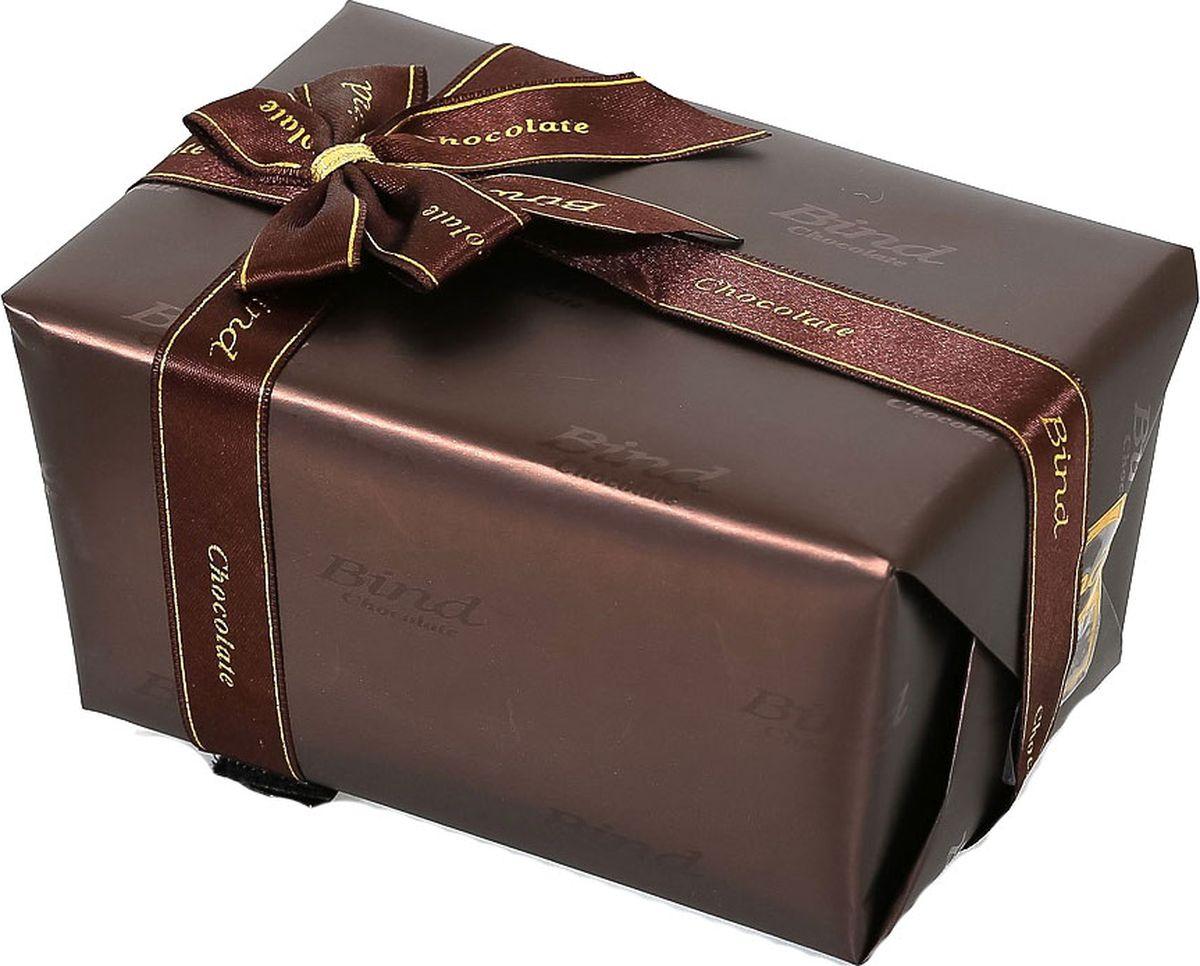 Bind набор шоколадных конфет коричневый, 110 г набор конфет pergale dark розы ассорти 382г